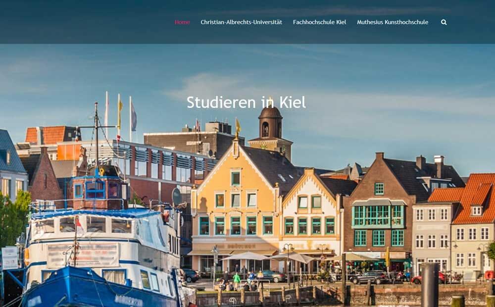 Studieren in Kiel