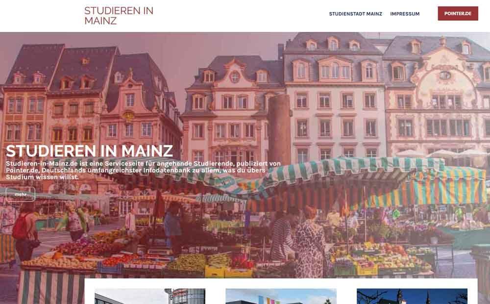 Studieren in Mainz