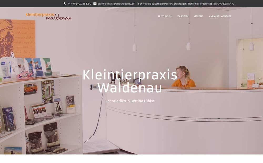Kleintierpraxis-Waldenau